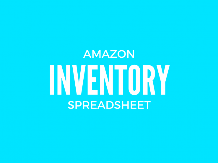 Amazon Inventory Spreadsheet (add on)